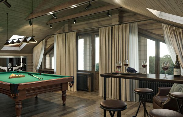 Business Plan billiard club