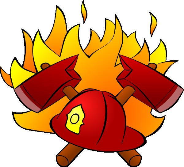 значок пожара
