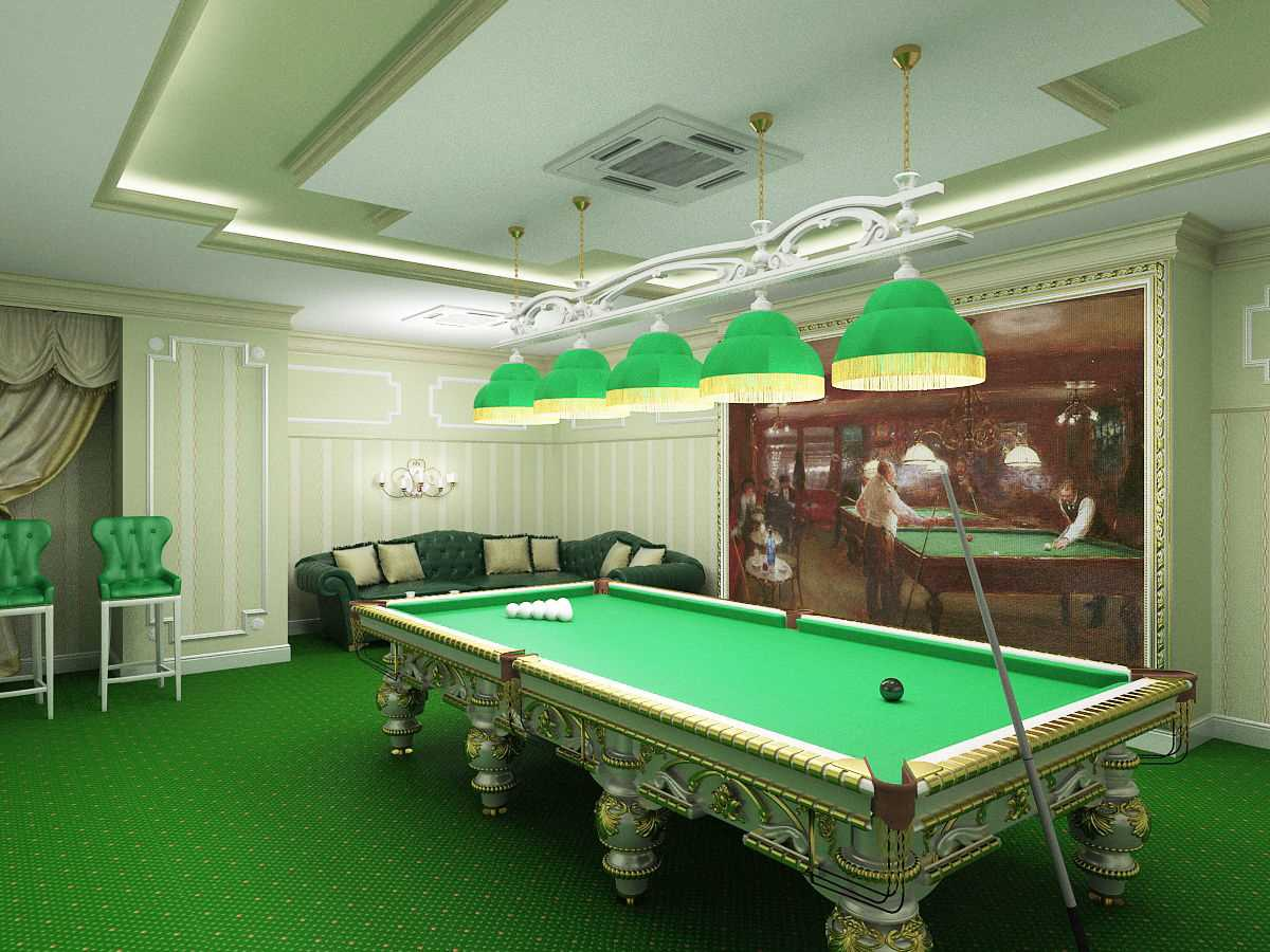 design billiard