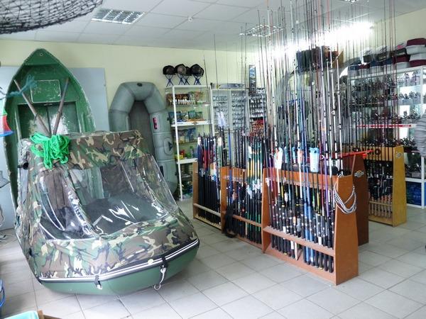 лучшие магазины рыболовных товаров в москве