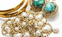 Business jewelry store plan