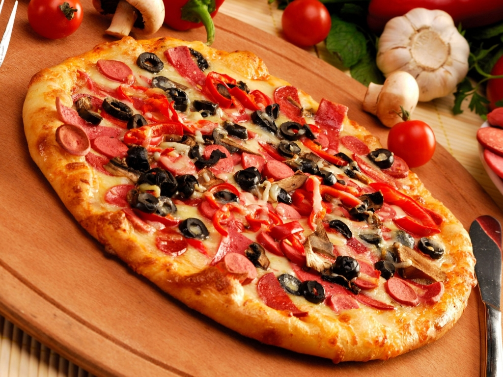 bepul skretch pizza bir ish rejasi