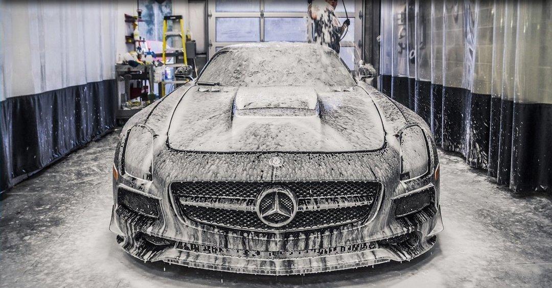 Бізнес план автомобільної мийки