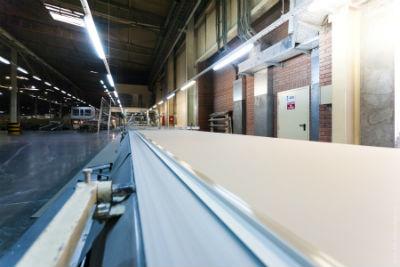 Площадь помещения для производства должна быть не менее 600 кв. метров