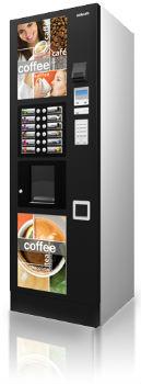 Бизнес-план «Кофейные автоматы»