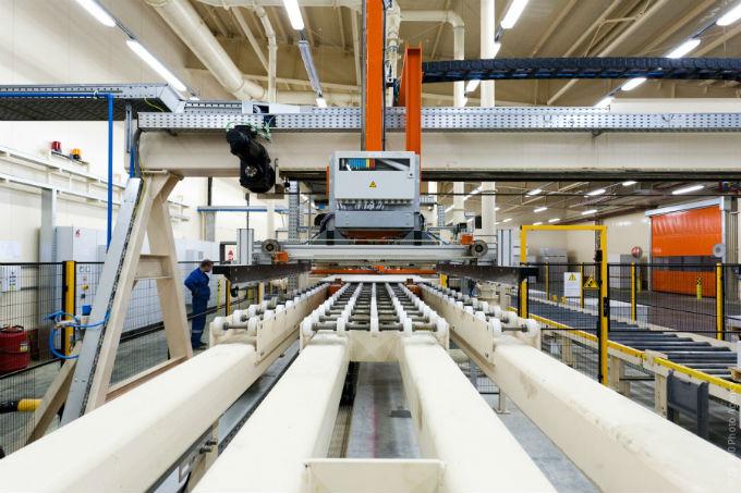 При производстве гипсокартона нужен большой перечень оборудования
