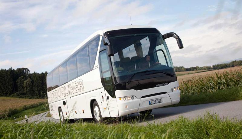 Одним из наиболее любимых пассажирских транспортов населения является автобус