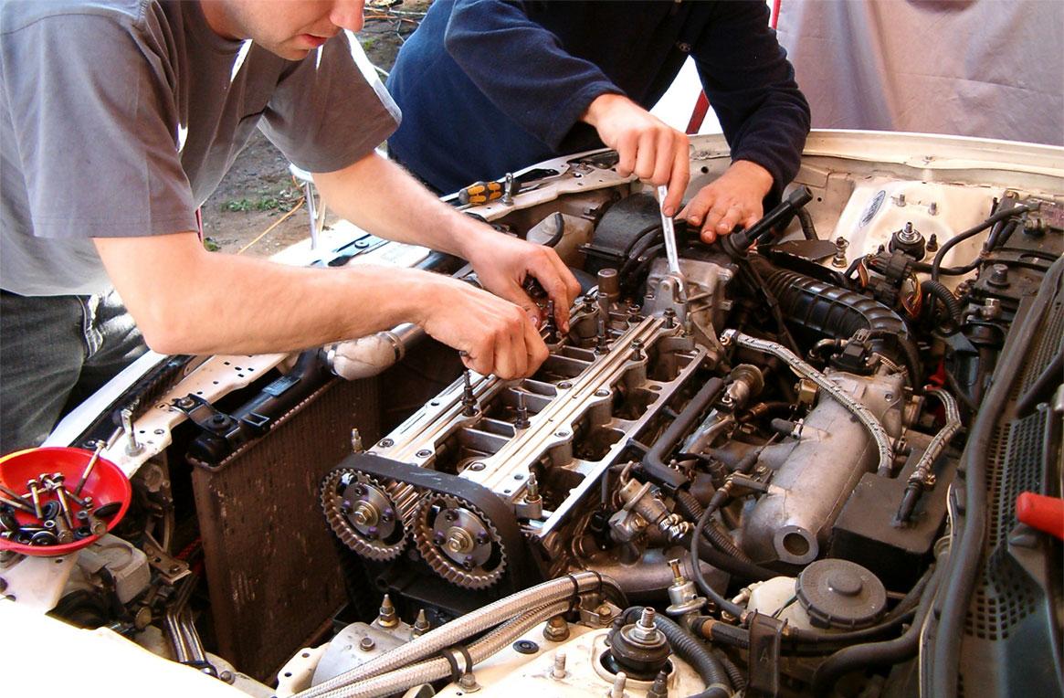 Малый автосервис направлен на ремонт подержанных автомашин