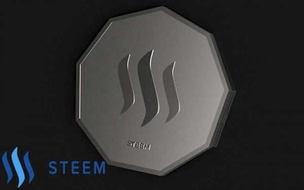 Монета стим