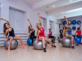 Biznes-rejalar fitnes klub