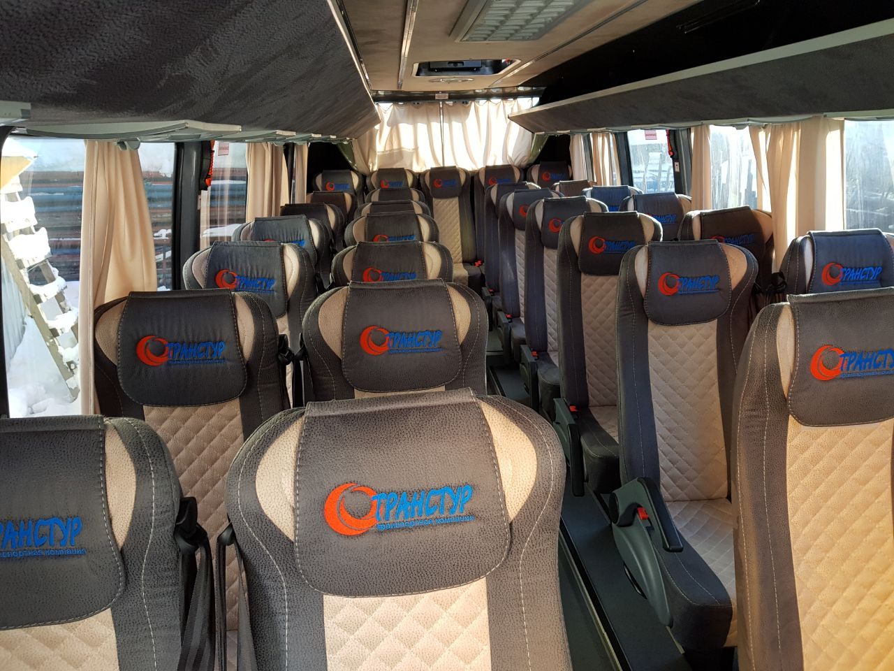 Туристический автобус бизнес план