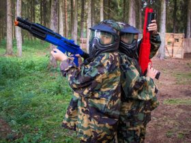 Business Plan paintball club