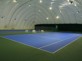 Business plan for tennis courts free