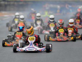 Business plan karting club
